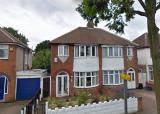 3 BED STUDENT HOUSE in PERRY BARR, Ideal for B'ham City Uni & City Centr Studentse, Birmingham, B42 1RF